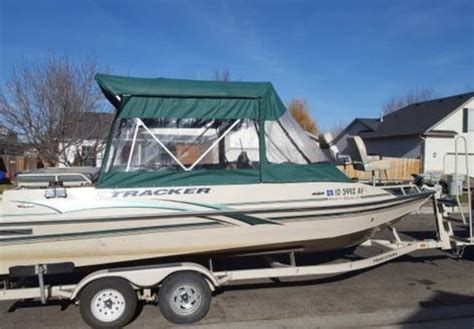 Bass Tracker Boats Boise Idaho by Sun Tracker New And Used Boats For Sale In Idaho