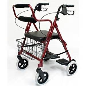 amazon com bantex transport rollator walker chair