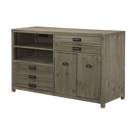 credenza for office hammary parsons credenza cabinet wayfair
