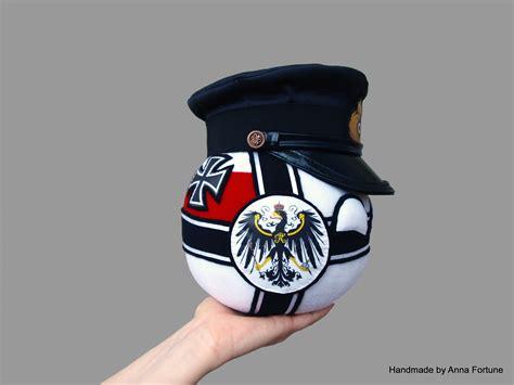 imperial germanball navy reichsmarine handmade  anna