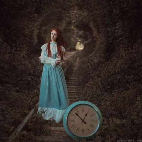 surreal fairy tale photography  anita anti
