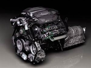 2004 Jaguar Xj8 V8 Engine   Pic    Image