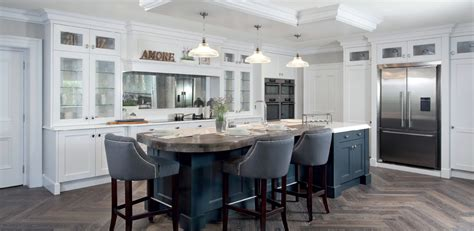 Timeless Kitchen Design Ideas - greenhill kitchens county tyrone northern ireland modern classic painted kitchens