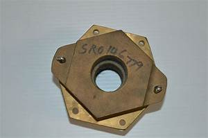 Used Sea Ray Inboard Shaft Stuffing Box 1 4 With 2 8