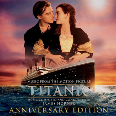 titanic 3d soundtrack cover titanic photo 29795034
