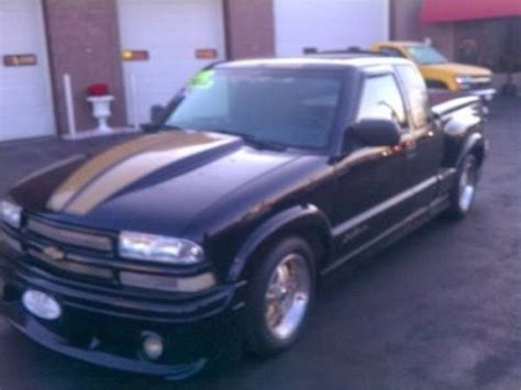 Chevy S10 Xtreme Truck by Purchase Used 2002 Chevy S10 Xtreme 4cyl Auto In Mahopac
