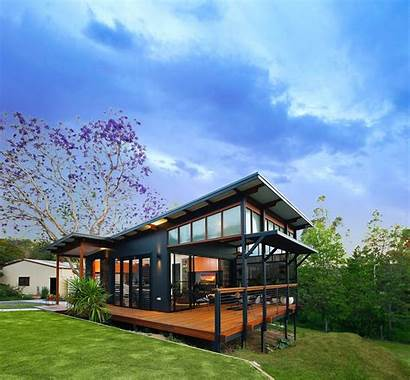 Rumah Panggung Desain Valley Australia Most Gambar