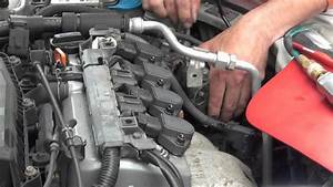 D I Y Timing Belt Service 1 7 2003 Honda Civic Sohc