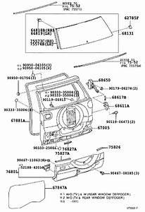Toyota Rav4cla21l-awmnyw - Body