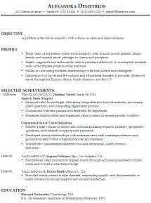 resume objective statements entry level sales positions resume for sales and client relations susan ireland resumes