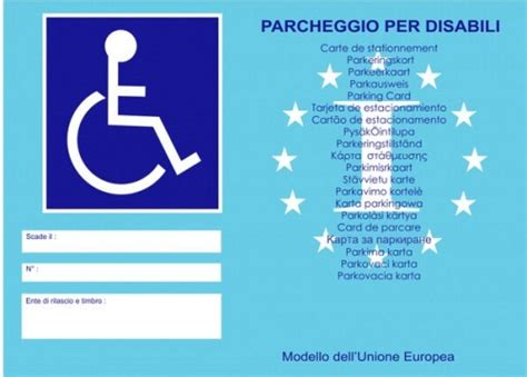 Comune Di Pavia Ufficio Traffico by Contrassegno Disabili Per Circolare Nelle Ztl Disabili
