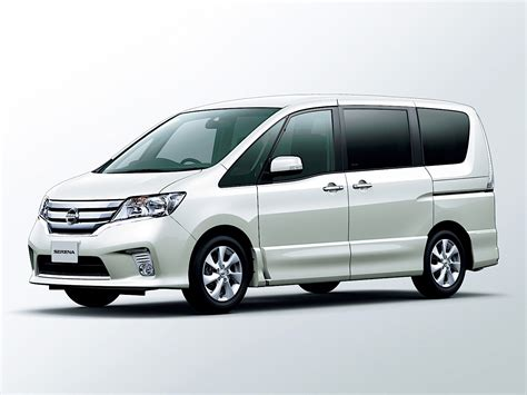 It is available in 4 colors, 1 variants, 1 engine, and 1 transmissions option. NISSAN Serena specs & photos - 2010, 2011, 2012, 2013 ...