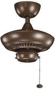 Kichler Lighting 320500CMO Canfield Climates 52