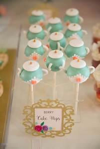 Garden Tea Birthday Party Ideas | Teapot cake, Garden tea ...