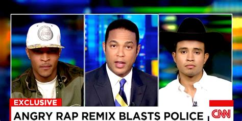 T.i. And Kap G Discuss Police Brutality And Angry Rap