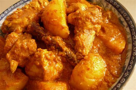 curry chicken my blog my world my memories second attempt curry chicken