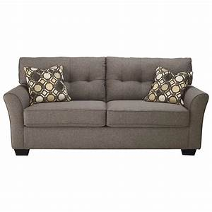Ashley signature design tibbee 9910136 contemporary full for Ashley sleeper sofa