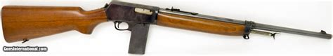 Winchester 1907 Sl 351 Wsl Caliber Police Rifle