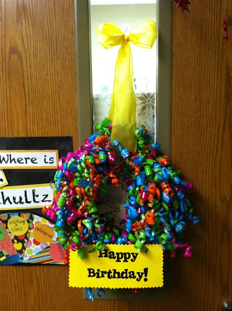 school counselor blog diy happy birthday happy