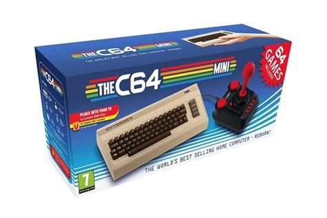 future consoles retro games go c64 mini