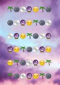 Tumblr Emoji Desktop Backgrounds 1500 X 500