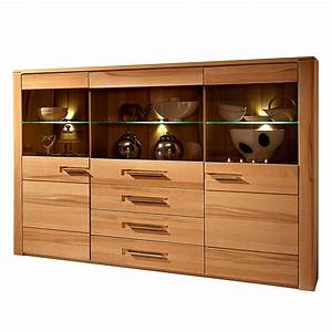 Highboard Kernbuche Teilmassiv : highboard naturestar kernbuche teilmassiv ebay ~ Orissabook.com Haus und Dekorationen