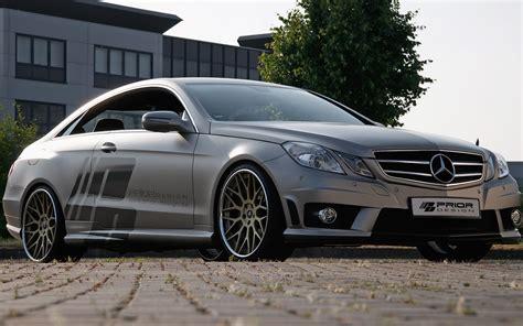 Prior Design Mercedes-benz E-class C207 With Enhanced
