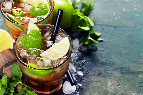 16 summer cocktail recipes featuring fresh herbs relish