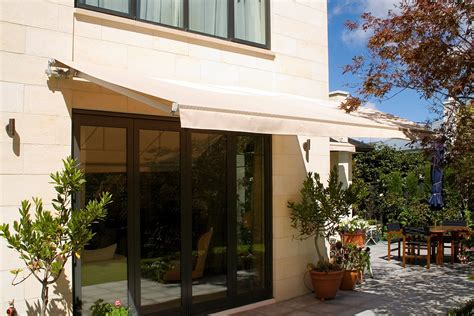 retractable euro awnings johnson couzins