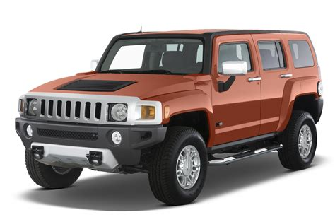 2007 Hummer H3 Alpha And 2007 Jeep Wrangler