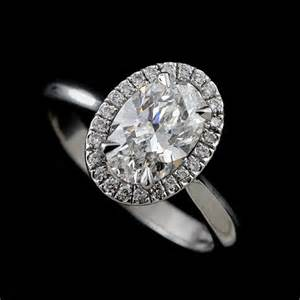 oval halo engagement rings platinum halo modern engagement ring mounting for oval center orospot