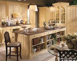 Island Ideas - Farmhouse - Kitchen - calgary - by Jeff