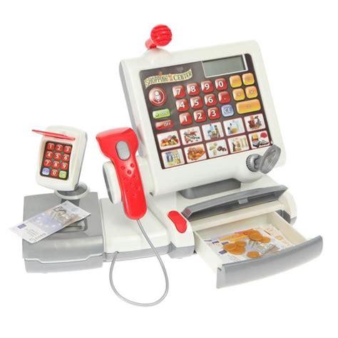 cuisine dinette klein caisse enregistreuse tactile achat vente