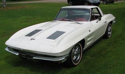 find   corvette convertible original  hp