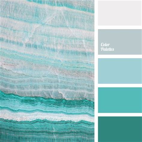 Color Schemes Aqua by Color Palette 1331 All Color Palette Green Colour