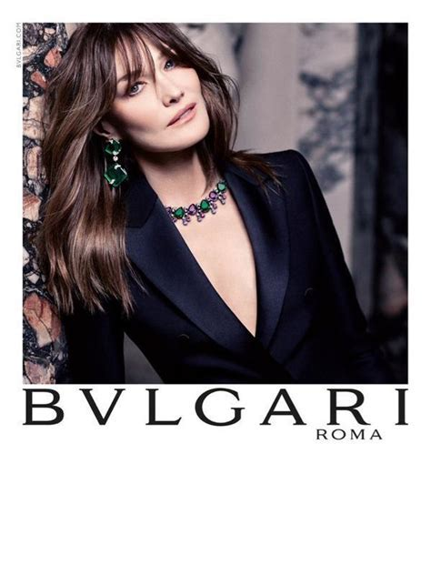Carla Bruni Shines in Bulgari?s Fall 2015 Campaign