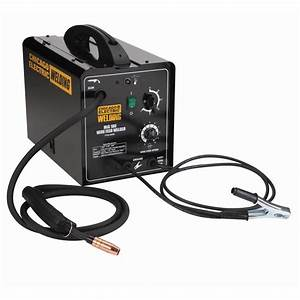 180 Amp Flux Cored Welder