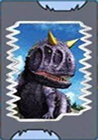 Image - Carnotaurus Card 004.jpg - Dinosaur King: Cards ...