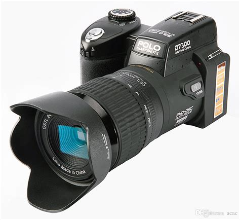 2017 Protax D7300 Digital Cameras 33mp Professional Dslr