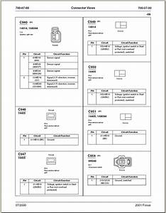 I Need A Wiring Diagram For 2001 Ford Focus With A Radio  U0026 Casette Player  Wire Colors And Where