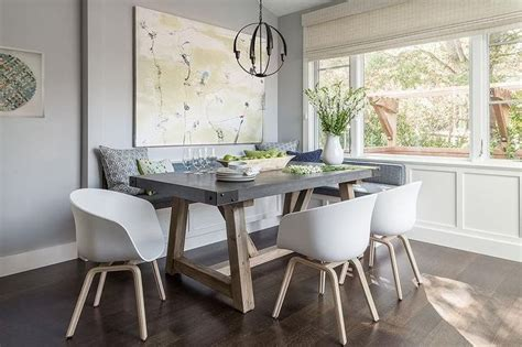 17 Best Ideas About Concrete Dining Table On Pinterest