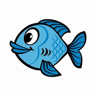 Fish Cartoon Cartoonfish Icon Peces Dibujos Goldfish