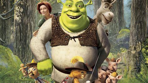 Shrek Movies Shrek1080 Dvd Covers