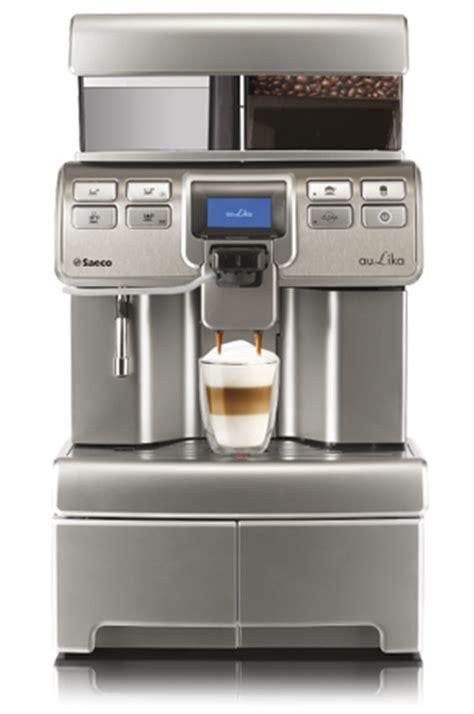 machine à café grande capacité pour collectivités et bureaux machine a cafe saeco aulika top