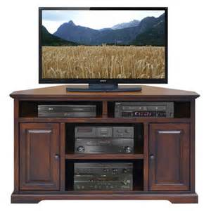 woodbridge home designs 56 quot corner tv stand reviews