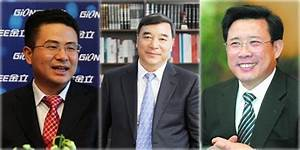 Top 10 Chinese business leaders 2012 - China.org.cn