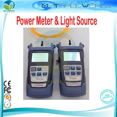 power meter light source test aliexpress com buy fiber optic cable tester with ry3200a