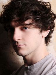 Hairstyles for Teen Boys with Curly Hair