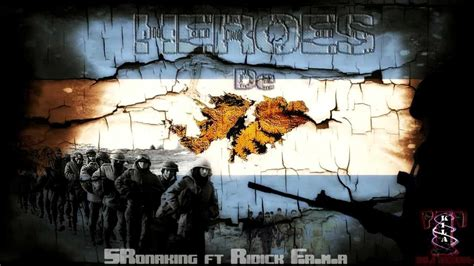 Rap Argentino 5Rona Ft Ridick F a m a Heroes De