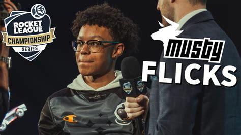 Best Musty Flicks In Pro Rocket League Youtube